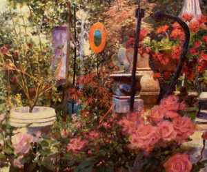 Diane Crago Lunchtime Color Mixing Demo Thurs Sept 26, 11:30am-1pm